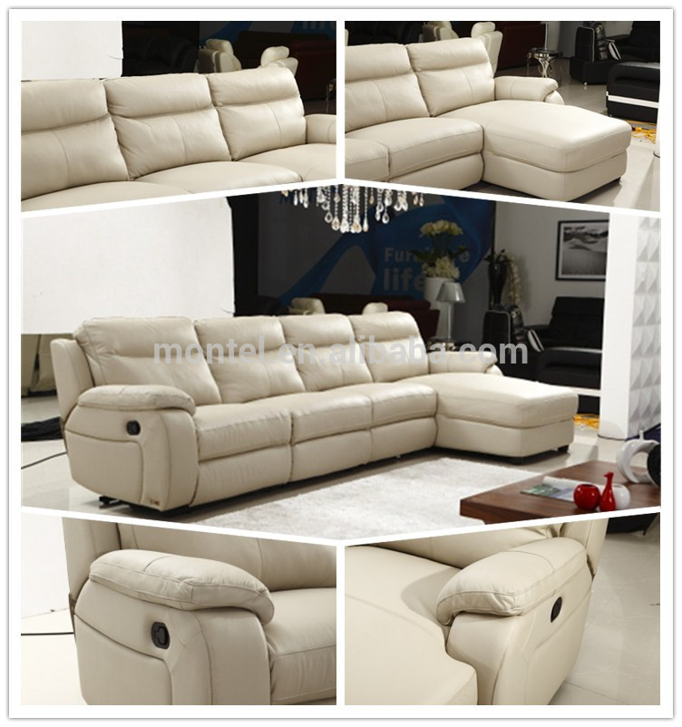 Awesome L Shaped Recliner Sofa Cheers Furniture Electric Leather L Shape Sofa With Recliners