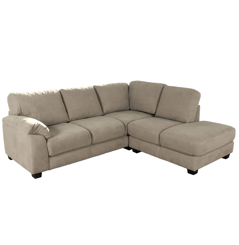 Awesome L Shaped Sectional Couch Bryce Sectional Sofa Microfiber L Shaped Sectional Contempo Space