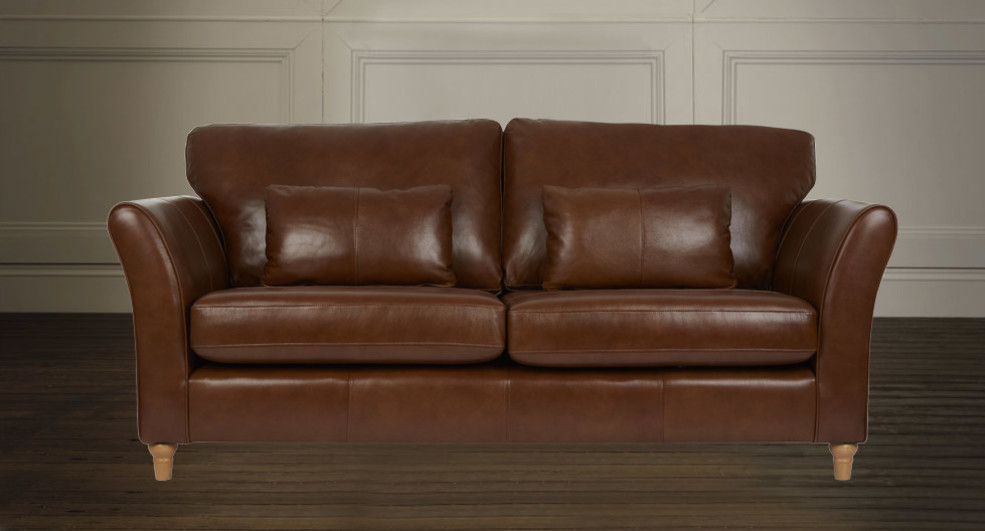Awesome Laura Ashley Leather Sofa Made To Order Sofas Ashbourne Leather Range Laura Ashley