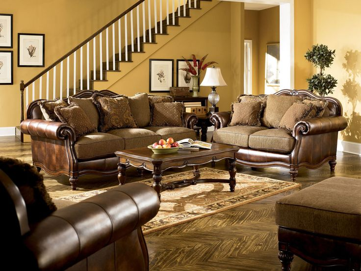 Awesome Leather And Fabric Living Room Sets 9 Best Leather Fabric Sofas Images On Pinterest Leather Fabric