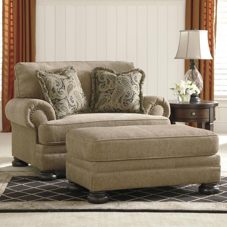Awesome Living Room Chair With Ottoman Living Room Living Room Chairs And Ottomans Fine On Living Room
