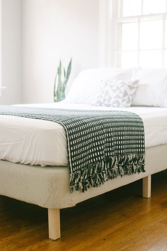 Awesome Mattress On Bed Frame Without Box Spring Best 25 Box Bed Frame Ideas On Pinterest Box Spring Bed Frame
