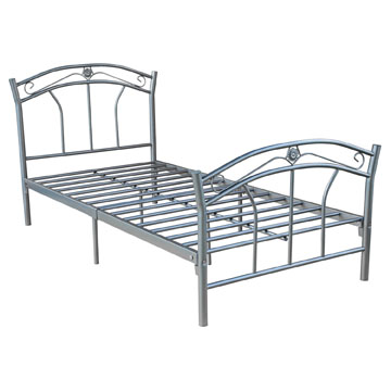 Awesome Metal Bed Frame With Headboard And Footboard Catchy Headboard And Footboard Frame Twin Size Silver Metal