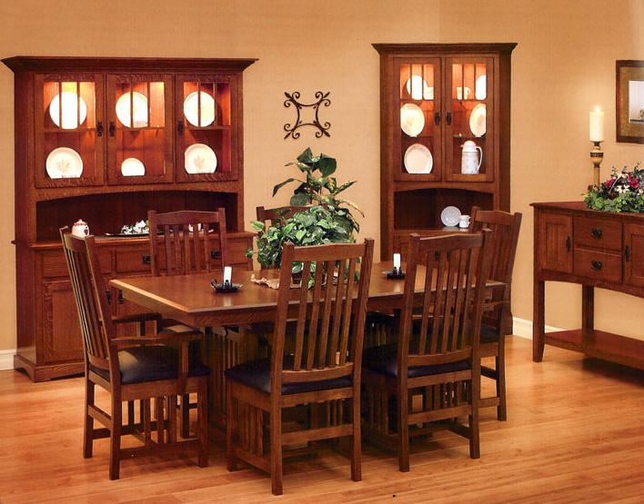 Awesome Mission Style Furniture Remarkable Mission Style Dining Chairs With Antique Mission Style