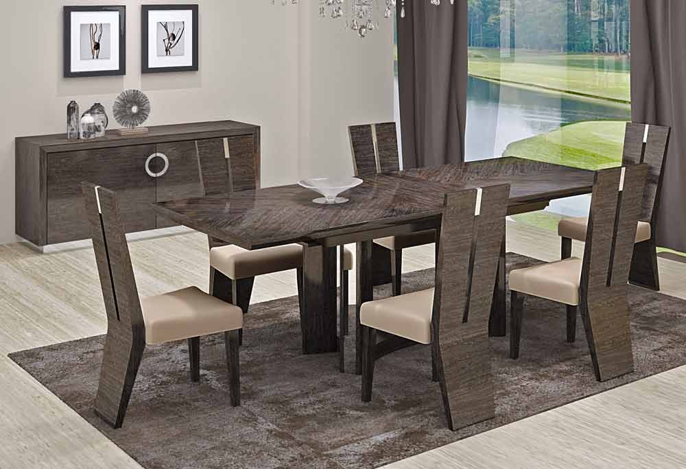 Awesome Modern Dining Room Table And Chairs Few Tips For Buying The Best Modern Dining Room Furniture