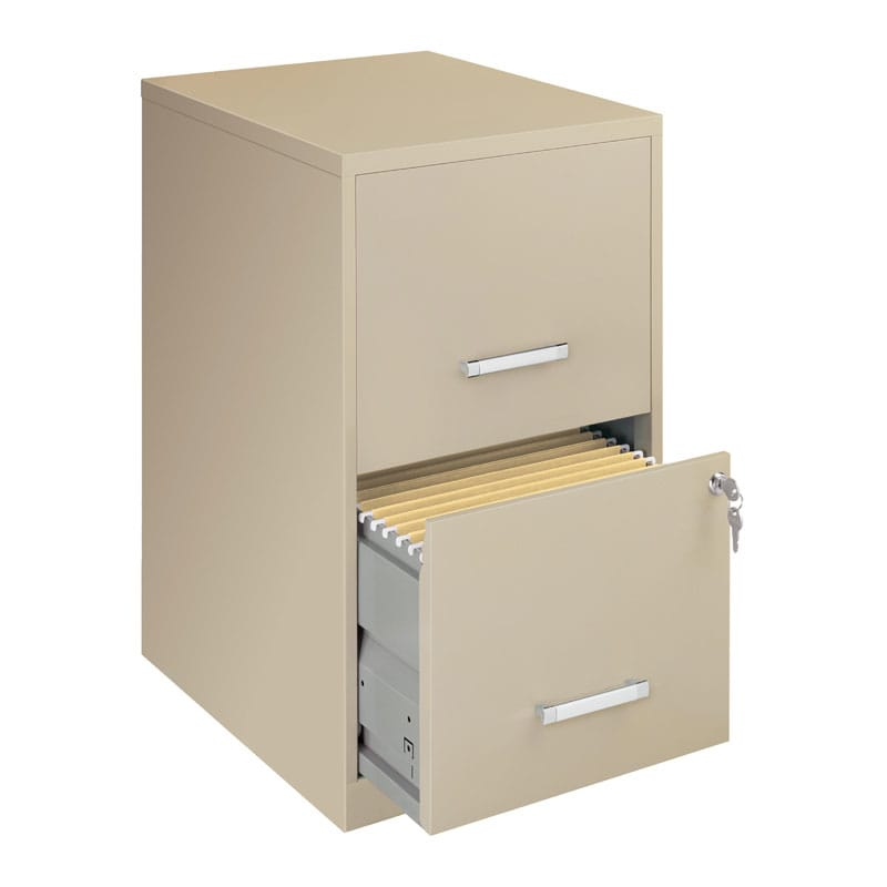 Awesome Office Drawer Cabinet Office Designs Putty Colored 2 Drawer Steel File Cabinet Free