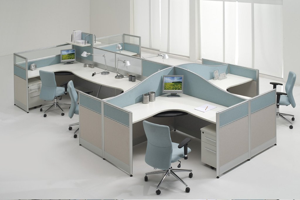 Awesome Office Workstation Computer Office Computer Cubicle Hot Sale Office Computer Office Cubicle