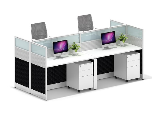 Awesome Office Workstation Computer Office Staff Computer Desks Wooden Office Workstation High