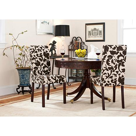 Awesome Parsons Dining Chairs Parsons Dining Chair 6669475 Hsn