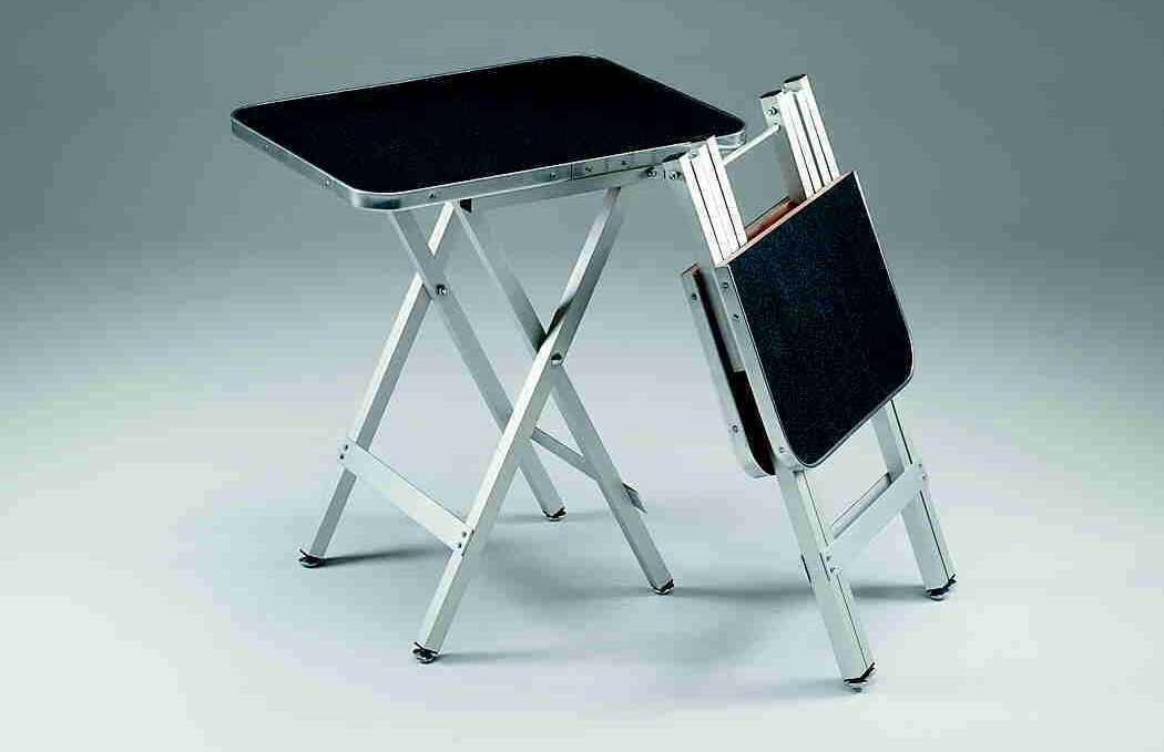 Awesome Portable Office Table Folding Portable Table For Efficient Use Office Furniture Black