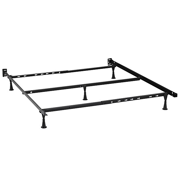 Awesome Queen Bed And Frame Queen Metal Bed Frame The Land Of Nod