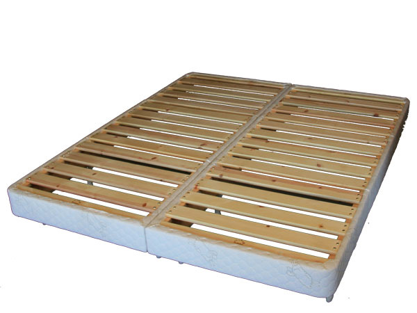 Awesome Queen Mattress Foundation Only Pine Slat Foundation Queen