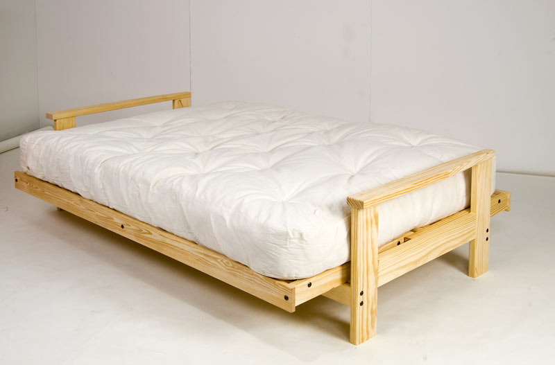 Awesome Queen Size Futon Bed Frame Queen Size Futon Frame Design Atcshuttle Futons For Futon Beds