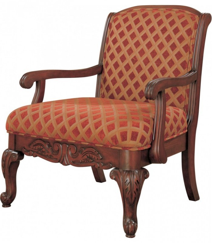 Awesome Red And Gold Accent Chairs Accent Chair Redgold Accent Chairs 900222 Coaster Furniture