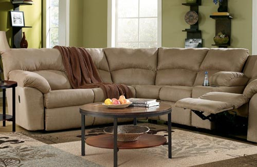 Awesome Sectional Couch With Recliner Reclining Sectional Sofa Design Ideas For Living Room