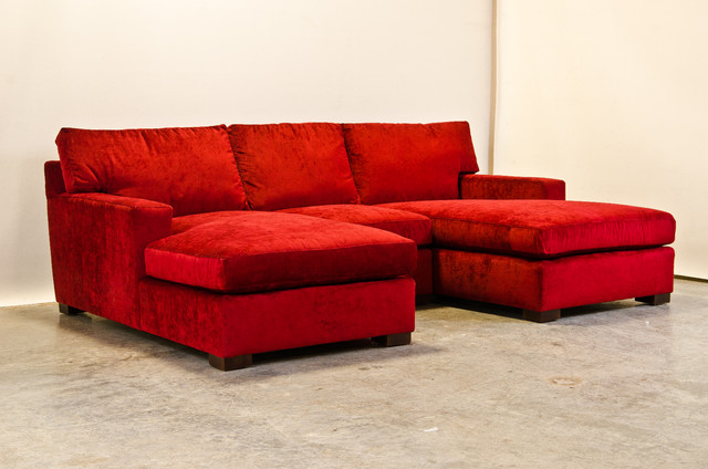 Awesome Sectional Sofa With 2 Chaises Corner Sofa With Two Chaises Revistapacheco