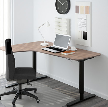 Awesome Small L Shaped Desk Ikea 6 Ikea L Shaped Desks To Boost Productivity Ikea Hackers Ikea