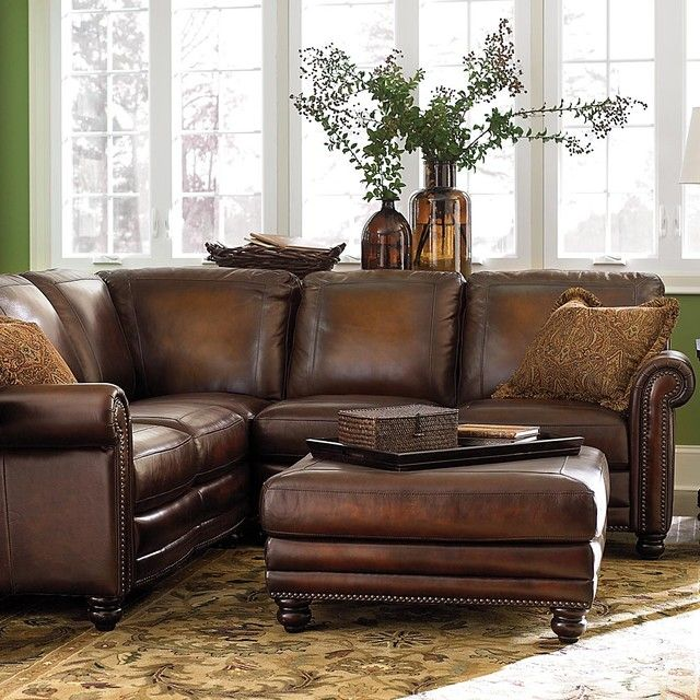 Awesome Small Leather Sectional Sofa With Chaise Best 25 Leather Sectional Sofas Ideas On Pinterest Leather