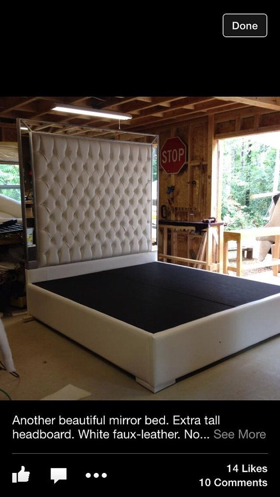 Awesome Tall Box Spring Queen Best 25 Queen Size Platform Bed Ideas On Pinterest Bed Frame