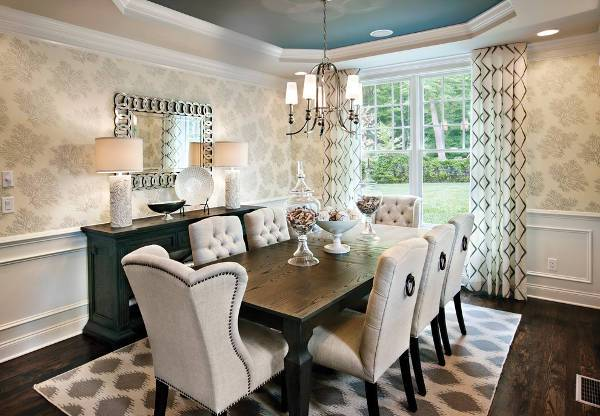 Awesome Tufted Dining Room Set Gorgeous Upholstered Dining Room Chairs 15 Dining Room Chair