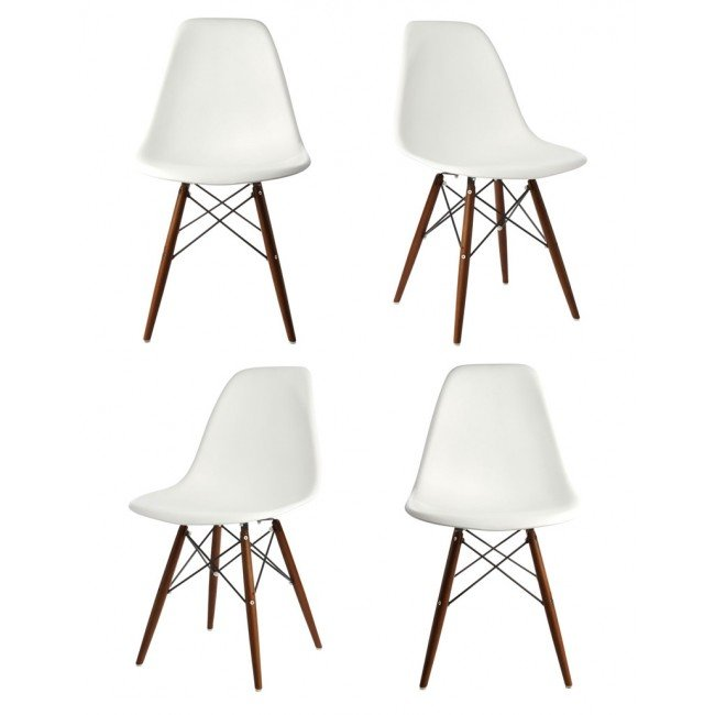 Awesome White And Wood Dining Chairs Langley Street Harrison Matte Solid Wood Dining Chair Reviews