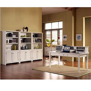 Awesome White Home Office Furniture Sets 32 Best Office Sets And Collections Images On Pinterest Computer