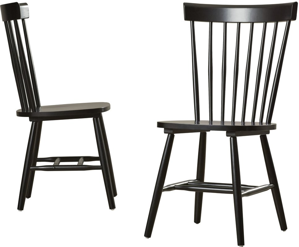 Awesome White Wood Dining Chairs Modern Wood Dining Chairs Allmodern