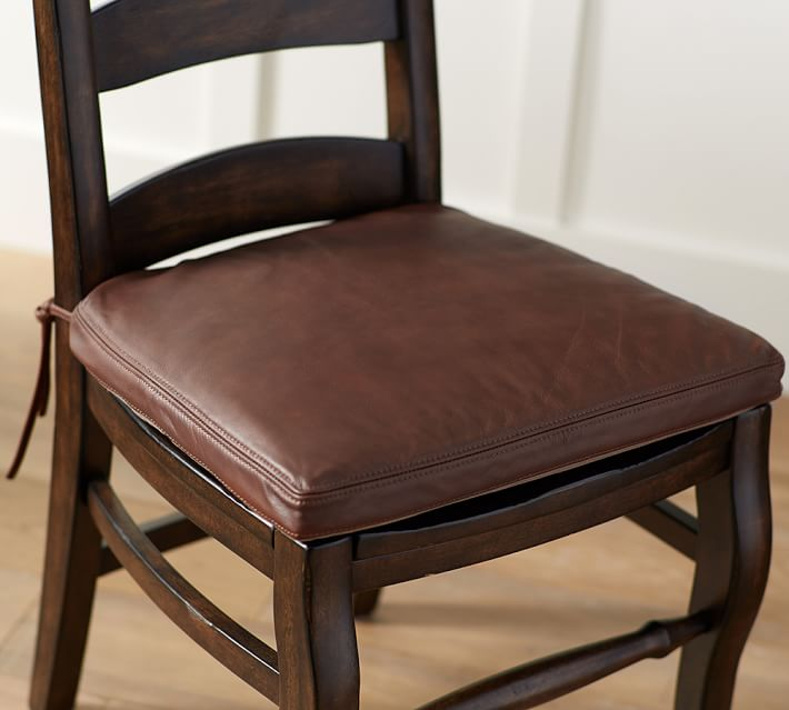 Awesome Wood Dining Chairs With Leather Seats Dining Chair Pad Stylish Seat Cushions For Dining Room Chairs With