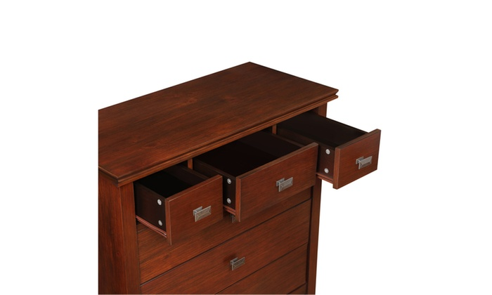 Beautiful 36 Inch Chest Of Drawers Artisan 36 X 165 X 36 Inch Chest Of Drawers In Medium Auburn