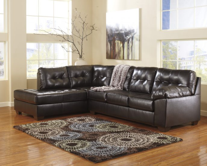 Beautiful Ashley Brown Leather Sofa Sofas Wonderful Ashley Furniture Sectional Couch Ashley Brown
