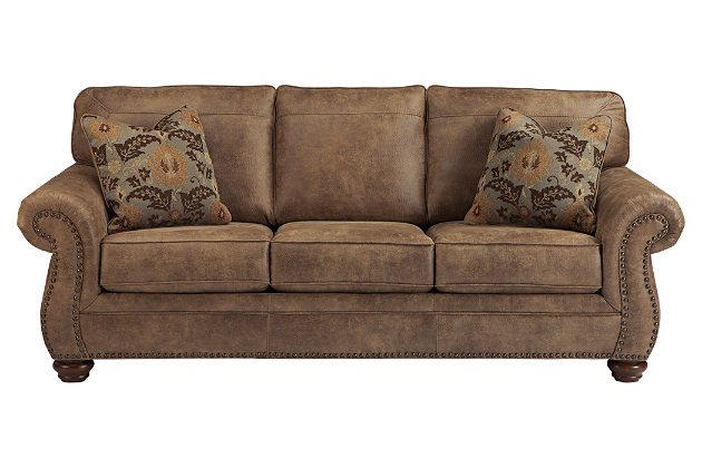 Beautiful Ashley Furniture Leather Sleeper Sofa Ashley Furniture Leather Sleeper Sofa Tourdecarroll