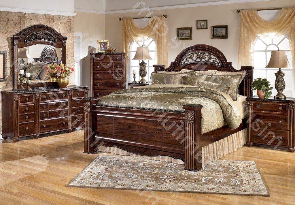 Beautiful Ashley King Size Bed Set Creative Design Ashley King Size Bedroom Sets Bedroom The Camilla