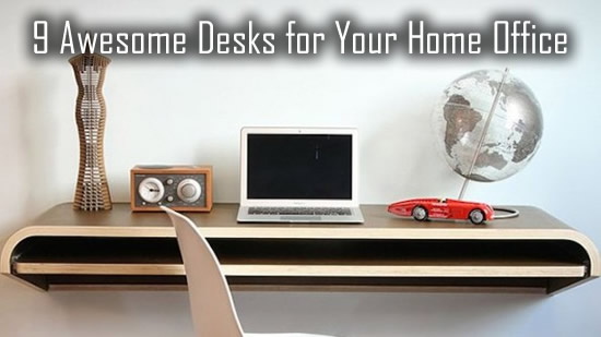 Beautiful Awesome Desks For Home Office 9 Awesome Desks For Your Home Office Refined Guy