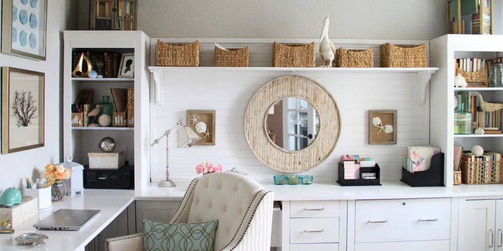 Beautiful Beautiful Home Office Desk 63 Best Home Office Decorating Ideas Design Photos Of Home