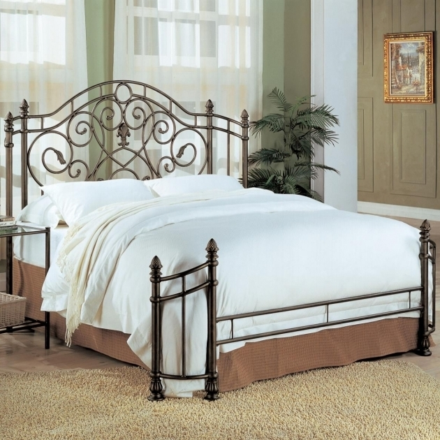 Beautiful Bed Frame Full Size Headboard Footboard Metal Bed Frame And Full Size Headboard And Footboard Sets With