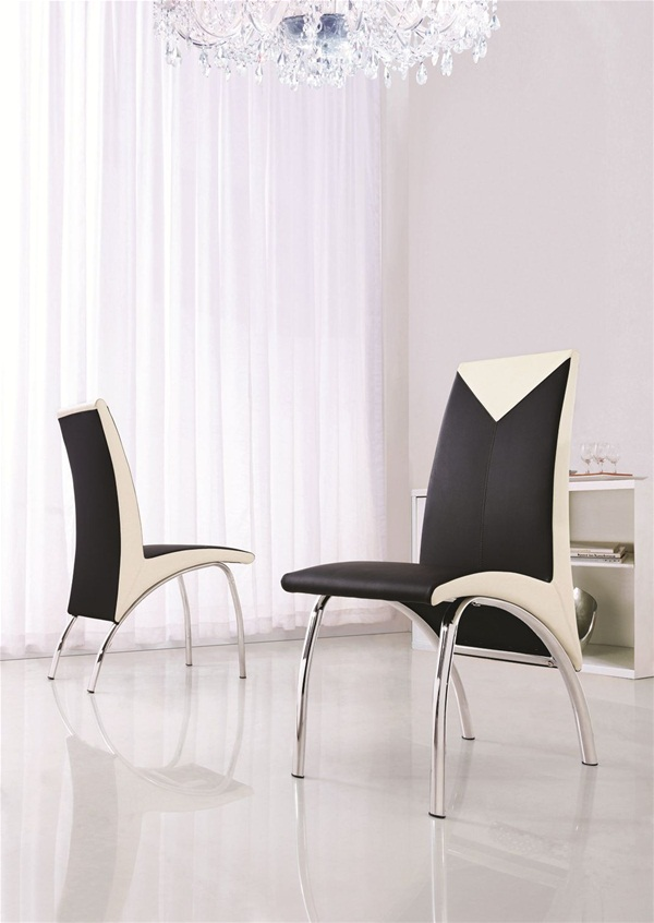 Beautiful Black And Cream Dining Chairs Dining Chairs Outstanding Black And Cream Dining Chairs Cream