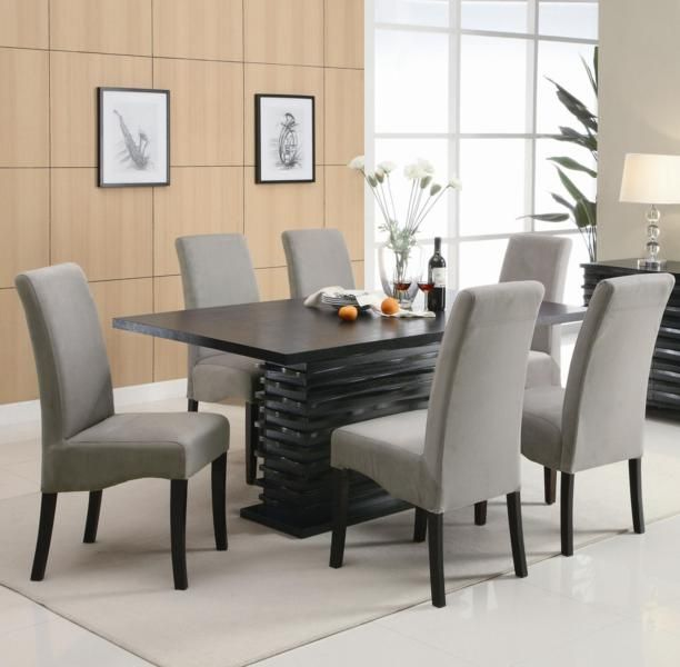 Beautiful Black And Grey Dining Chairs Best 25 Granite Dining Table Ideas On Pinterest Bespoke