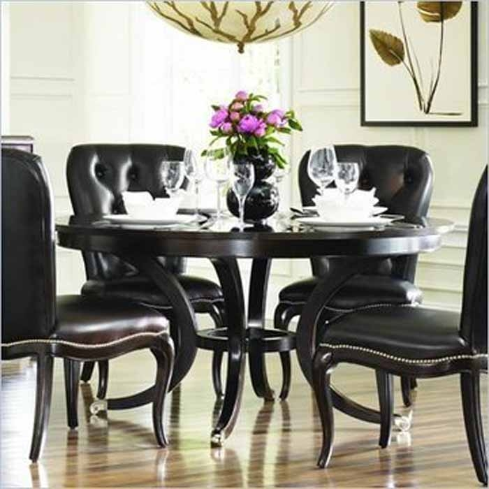 Beautiful Black Dining Table And Chairs Set 52 Black Dining Room Table Sets Black Dining Table Set Beautiful