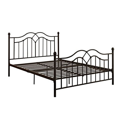 Beautiful Black Iron Queen Headboard And Footboard Vintage Style Queen Full Size Rustic Bed Frame Rustic Bedroom