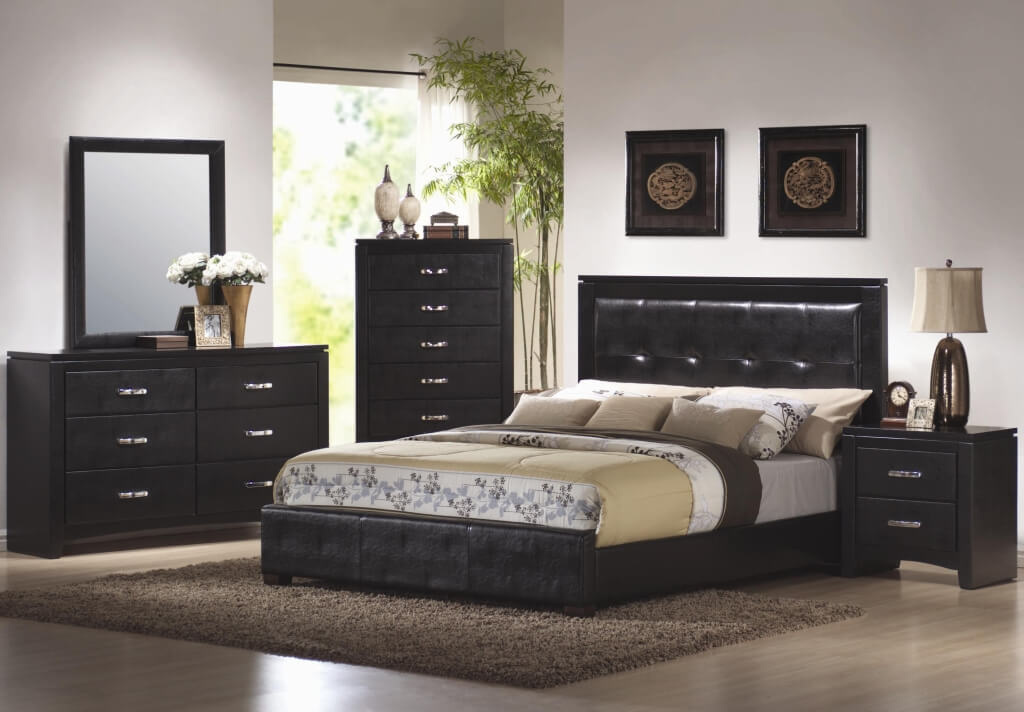 Beautiful Black Master Bedroom Furniture Black Master Bedroom Furniture Home Design Interior And Exterior