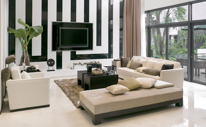 Beautiful Black White Chairs Living Room Living Room Black And White Magnificent Black And White Chairs