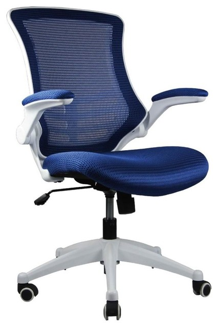 Beautiful Blue Office Chair Blue Office Chairs Good Furniture