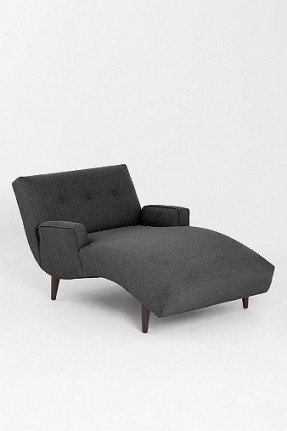 Beautiful Chaise Lounge Sofa Bed Grey Chaise Lounge Foter