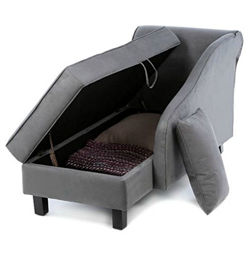 Beautiful Chaise Lounge Sofa With Storage Storage Chaise Lounge Furniture Foter