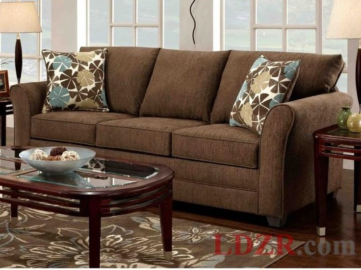 Beautiful Chocolate Living Room Furniture Best 25 Chocolate Brown Couch Ideas On Pinterest Brown Room