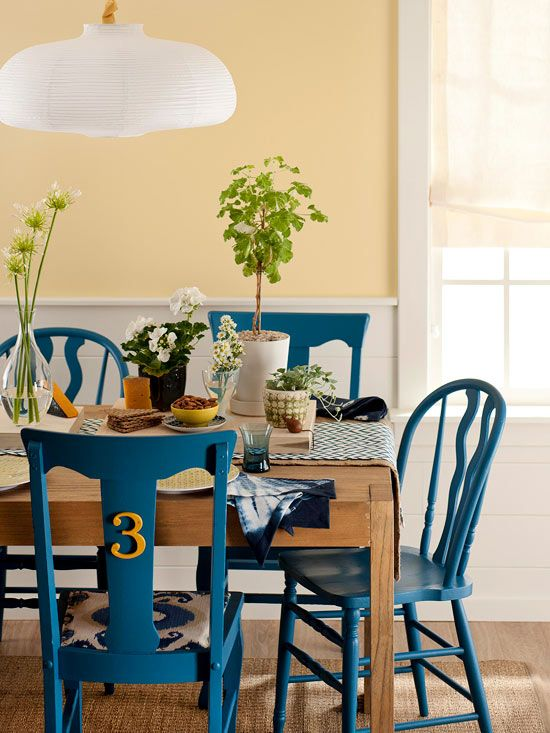 Beautiful Colorful Dining Chairs Best 25 Painted Dining Chairs Ideas On Pinterest Dining Chair