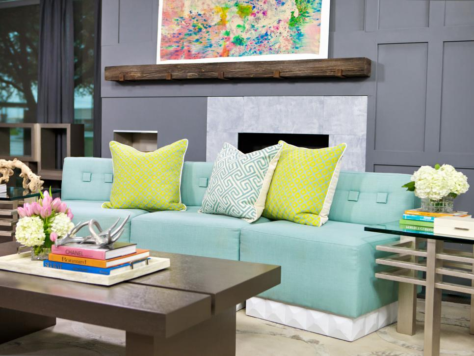 Beautiful Colorful Living Room Furniture 20 Living Room Color Palettes Youve Never Tried Hgtv