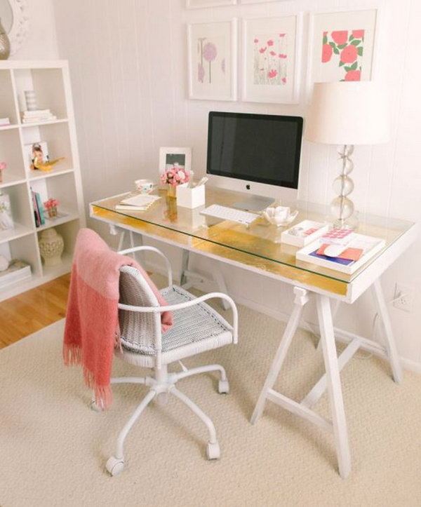 Beautiful Computer Desk For Office Use Top 25 Diy Computer Desk Ideas For Home Office