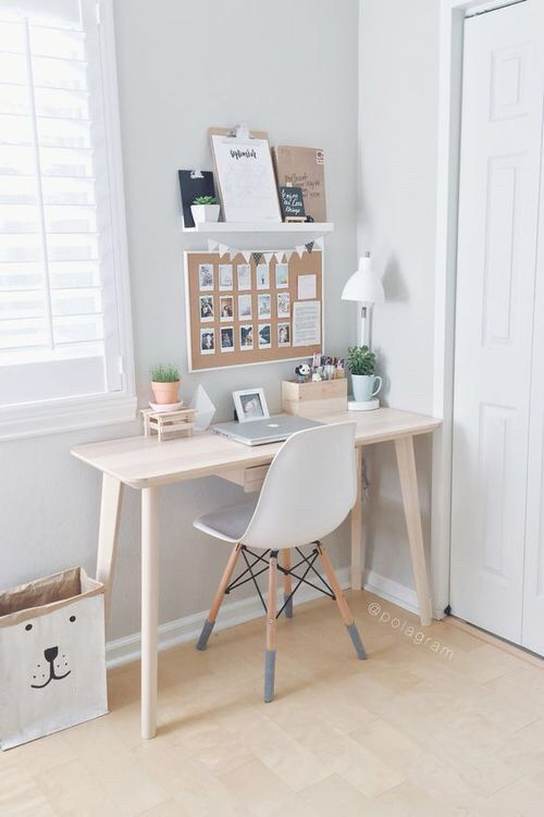 Beautiful Computer Desk Ideas For Small Room Best 25 Small Desk Space Ideas On Pinterest Desk Inspiration