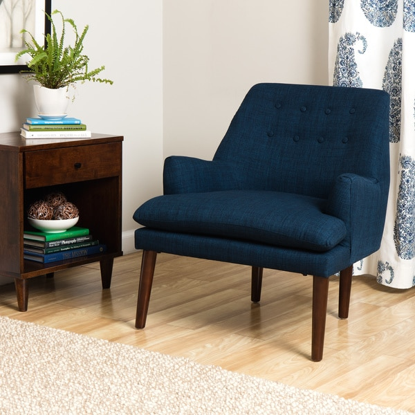 Beautiful Dark Blue Accent Chair Navy Blue Accent Chairs Coredesign Interiors
